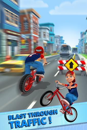 Bike Race - Bike Blast Rush apkpoly screenshots 3