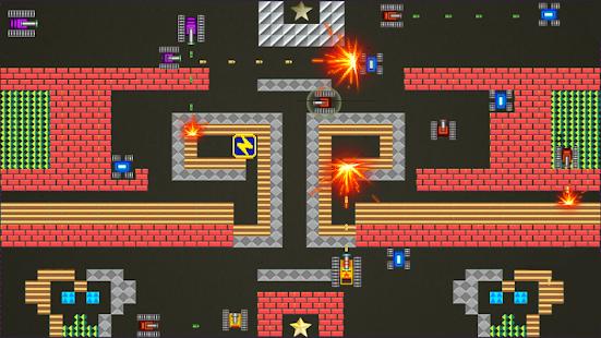 Super Tank - Pixel Battle - náhled