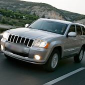 Puzzles Jeep Grand Cherokee