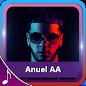 Anuel AA Música Sin Internet 2020 icon