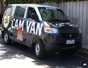 "Photo: Cam Van, full vehicle wrap on a Suzuki APV for the new series of The Block ""Fans vs Faves"" #SuzukiAPV #vanwrap #vehiclewrap #TheBlock #FansVsFaves #CamVan #thesanfordgroup #Suzuki"