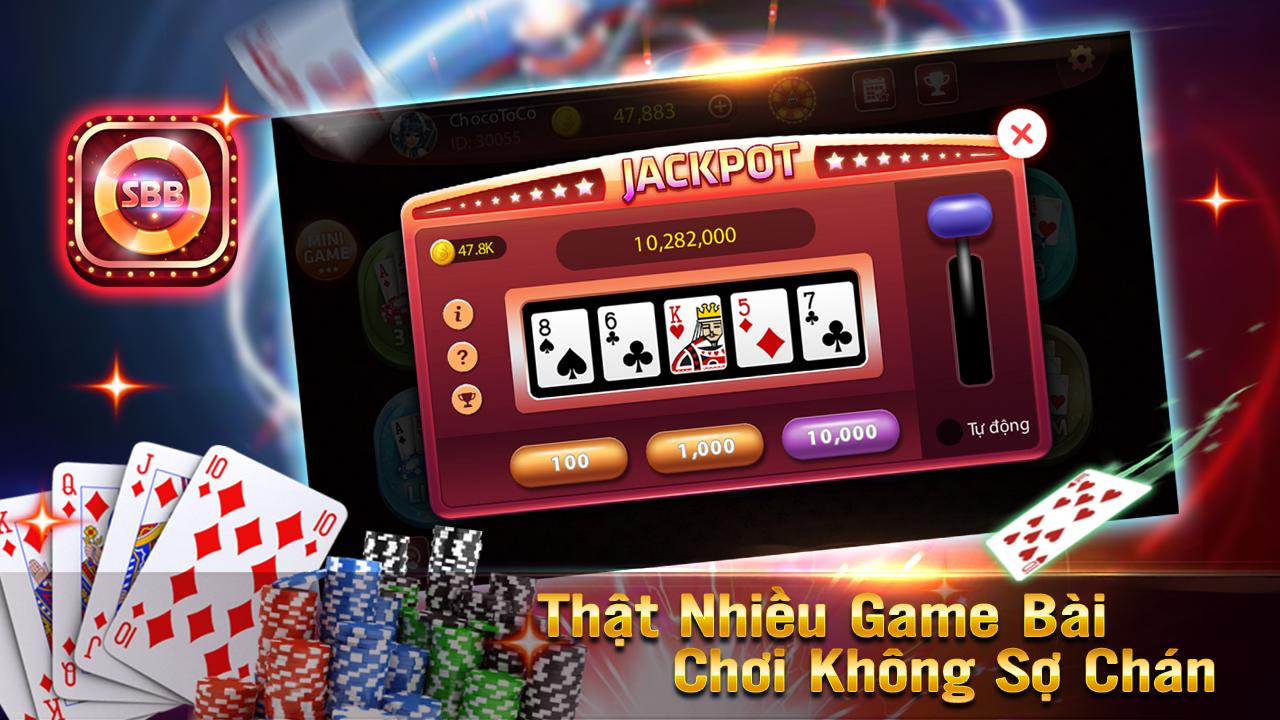 Game danh bai doi thuong SBB- screenshot