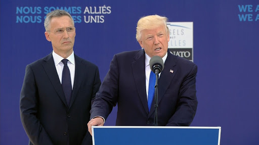 Rand Paul applauds the scolding Trump gave NATO leaders