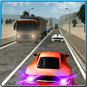 City Highway Traffic Racer: Heavy Speed