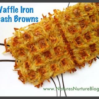Waffle Iron Hashbrowns Recipe