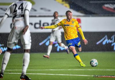 STVV s'est imposé 3-0 contre le Cercle de Bruges