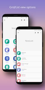 NiceLock (Ad-Free) Apk –  Launcher for Good Lock 3