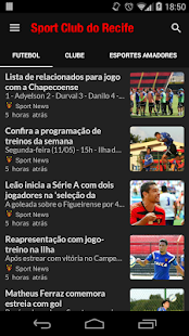SportNews- screenshot thumbnail