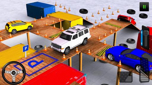 Luxury Prado Car Parking Challenge 1.2 screenshots 2