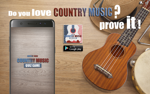 Country Music QUIZ ? MUSIC BOX Trivia Game ? - náhled