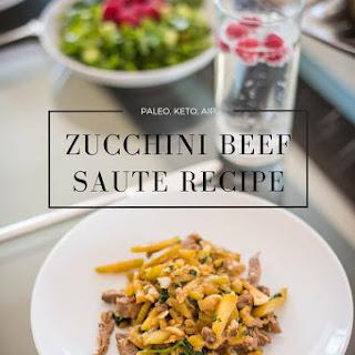 Garlic Cilantro Beef Recipes.