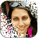 Pixel Effect Photo Frame icon