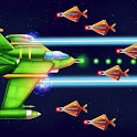 Jet Plane Space Shooter icon