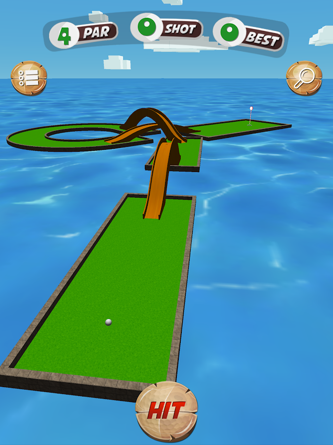 Mini Golf Stars: Retro Golf- screenshot