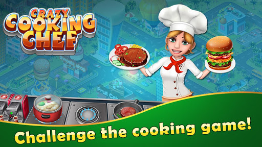 Crazy Cooking Chef