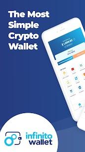 Infinito Wallet – Crypto Wallet & DApp Browser 1