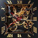 Tourbillon 3D Watch Wallpaper and Keyboard icon