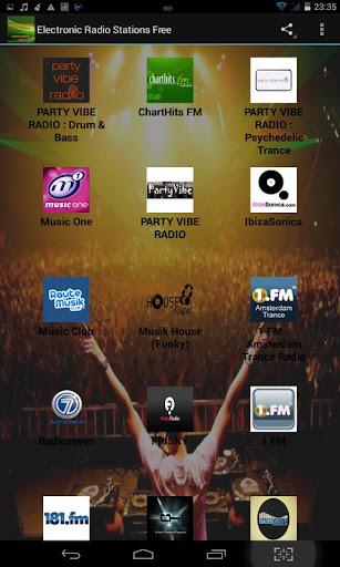 Electronic Radio Stations Free