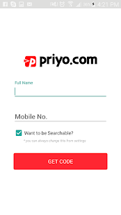 Priyo - প্রিয়- screenshot thumbnail