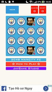 2048 MANCITY FC - náhled