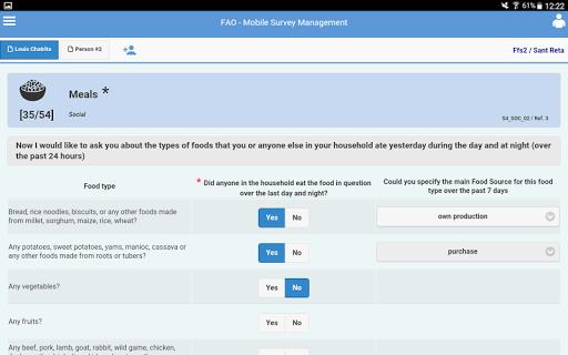 FAO-SHARP screenshot 11