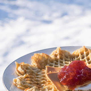 Silvia's Norwegian Waffles