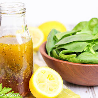 Healthy Greek Salad Dressing.