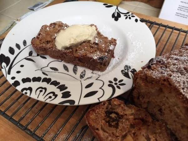 Fall Harvest Quick Bread Recipe
