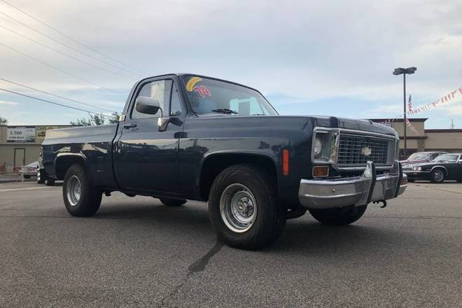 1974 Chevrolet C/K10 Series Hire Oklahoma City