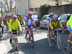 Photo: Audax 200 km du Pépère Club - 01/04/2012