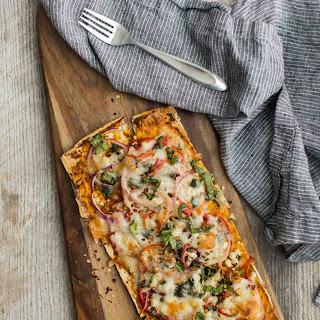 Summer Vegetable Flatbread