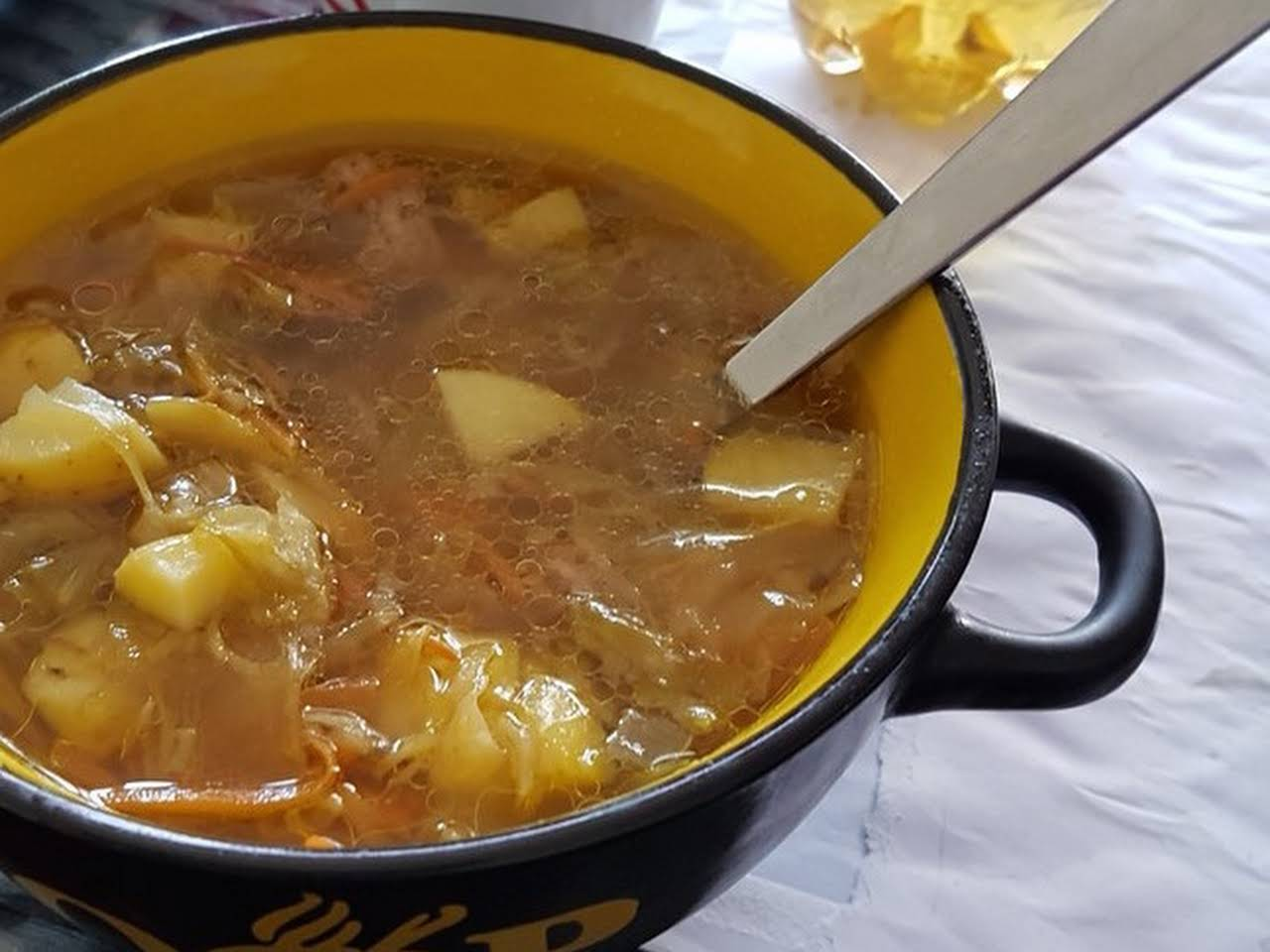 10 Best Ground Beef Cabbage Soup Recipes Yummly