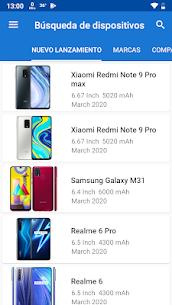 CPU X Premium: Información del dispositivo y del sistema 4