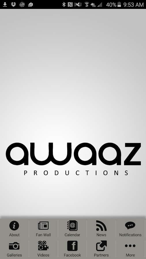 Awaaz Productions- screenshot