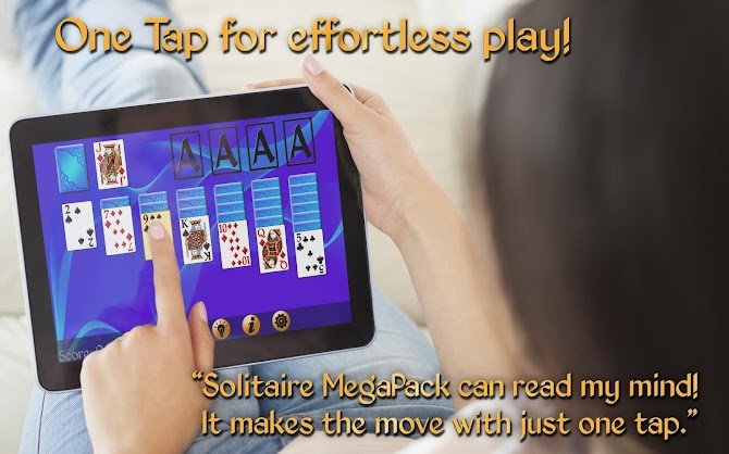 Solitaire MegaPack Android 3