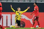 Alarm gaat af bij Dortmund: goalgetter Haaland heeft scheur in hamstring