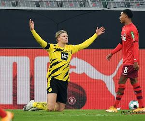 Mauvaise nouvelle pour le Borussia Dortmund et Erling Haaland