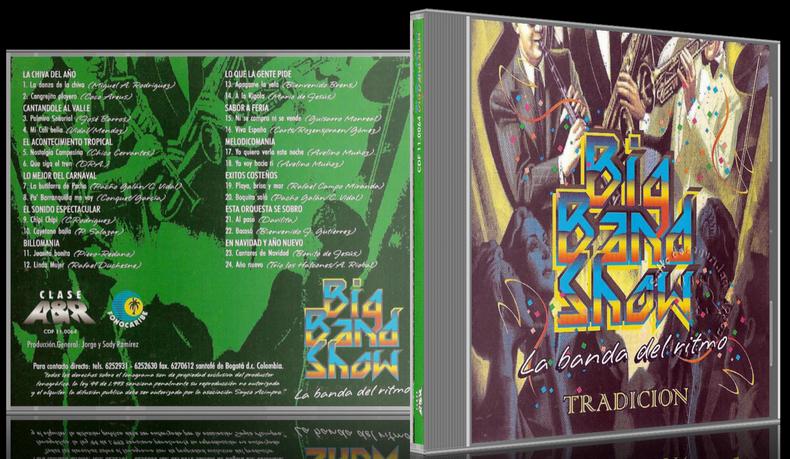 Big Band Show - Tradición (1998) [MP3 @320 Kbps]