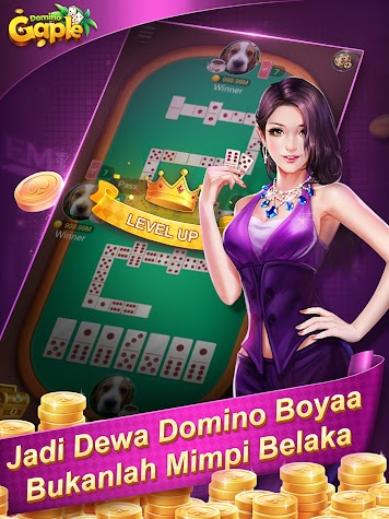 Domino Gaple Online Screenshot