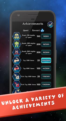 Gachi in Space: IDLE RPG screenshot 5
