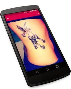 Tải Game Girls Tattoo Photo Editor