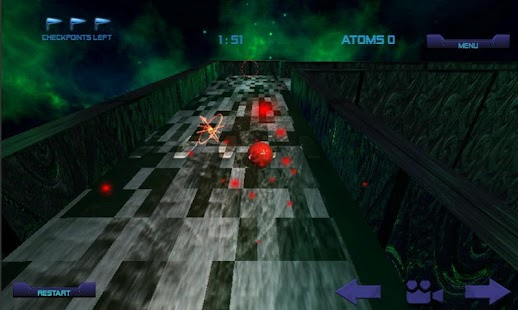 Atomic Ball- screenshot thumbnail
