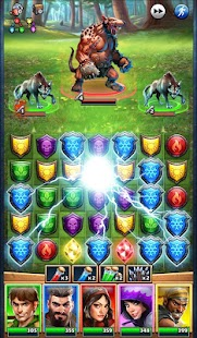 Empires & Puzzles: RPG Quest Screenshot