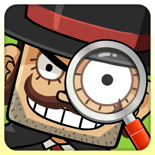 益智の探し物ゲーム LOGO-記事Game
