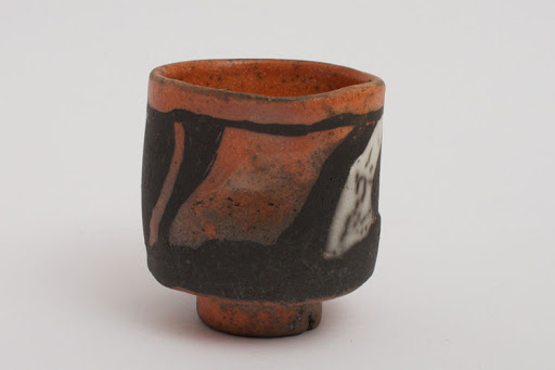 Elizabeth Raeburn Raku Jasmin Cup 006