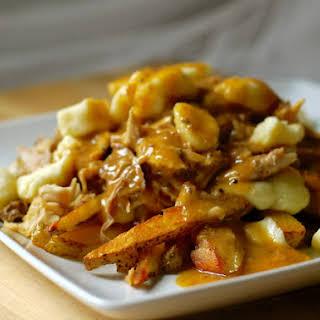 Poutine {cheesy Gravy Fries}.