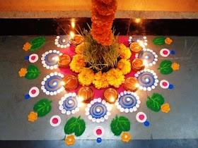 Diwali Rangoli Hd Designs - screenshot thumbnail 05
