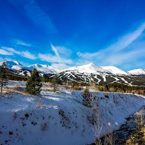 Breckenridge CO 2 by Dan Miller - Landscapes Mountains & Hills (  )