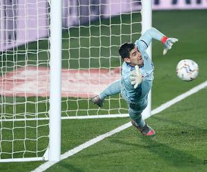 🎥 L'arrêt incroyable de Thibaut Courtois qui sauve le Real Madrid