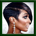 Short Hairstyles for Black Woman APK
